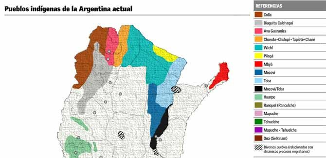 Llega al Congreso el debate por 8 millones de hectáreas que reclaman los aborígenes