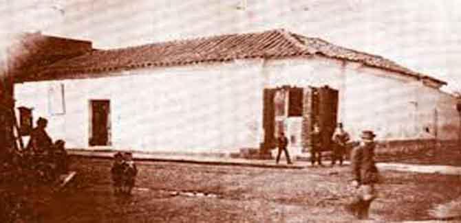 La casa de la calle Mendoza muestra una mentira más
