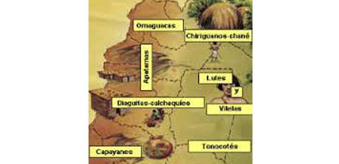 La Antigua Provincia de los Diaguitas: armas e instrumentos