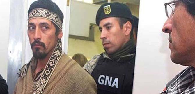 Facundo Jones Huala, el mapuche violento que le declaró la guerra a la Argentina y Chile