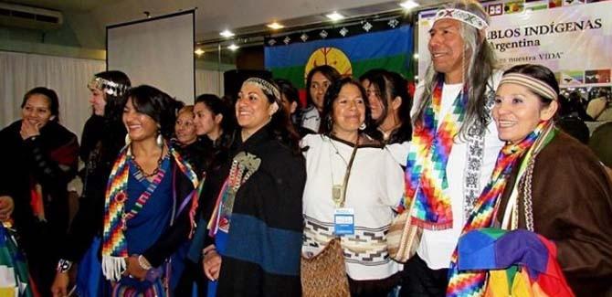 Félix Díaz fue elegido presidente del Consejo Consultivo Indígena