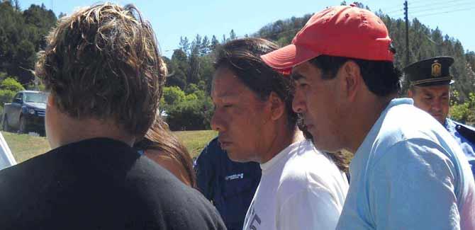 """La comunidad """"Indígena del Pueblo de Tolombón"""" y la idiologización"""