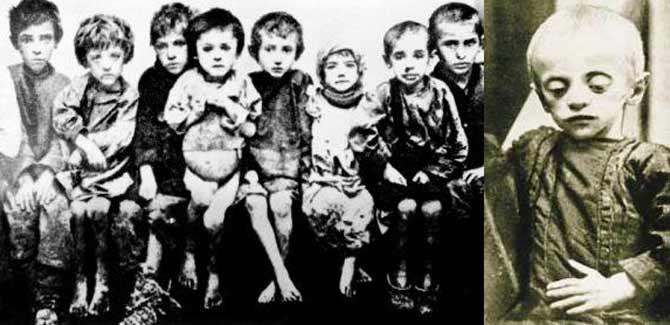 Holodomor: Genocidio en Ucrania