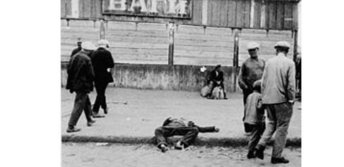 El Holodomor y la reacción del partido obrero socialista de España