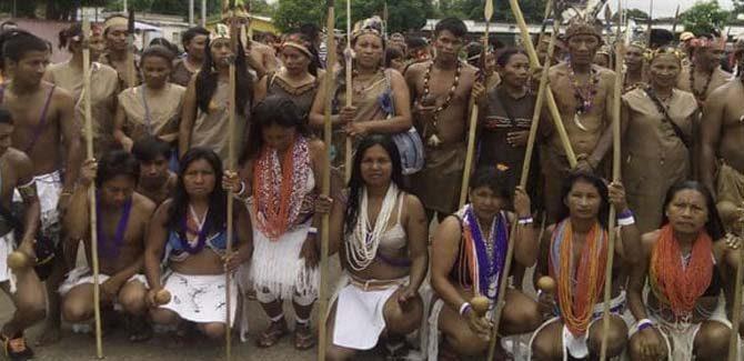 Cómo terminó el amor entre las poblaciones indígenas y la izquierda sudamericana
