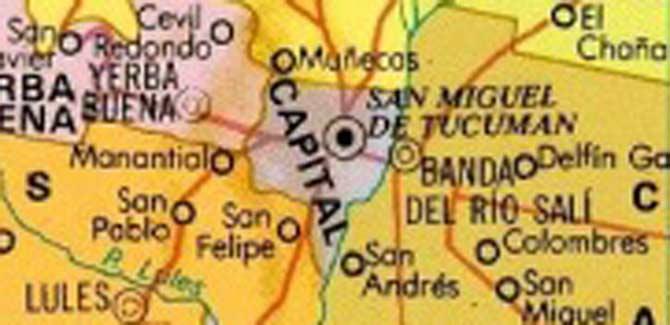 Los lules de San Miguel de Tucumán en el siglo XVI – XVII – Encomiendas – 5º parte