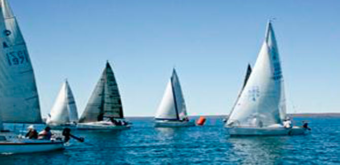 Un grupo mapuche dice que es dueño de un Yacht Club
