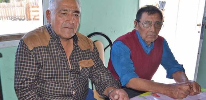 """""""El verdadero mapuche no es violento, ni cubre su rostro al reclamar"""""""