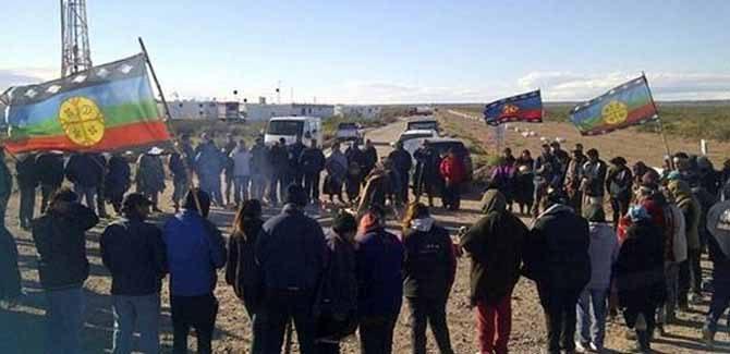 Aunque lo minimicen, Vaca Narvaja, La Cámpora y Tupac se alistan para el Congreso mapuche