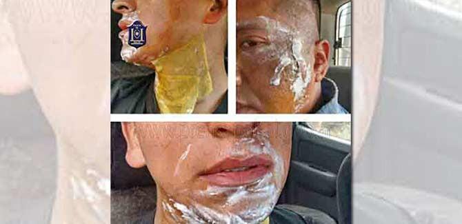 Wichis quemaron vivos a dos policías durante un intento de toma de una empresa en Salta