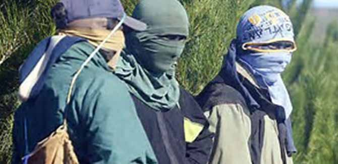 Un grupo minoritario que desafía al Estado argentino