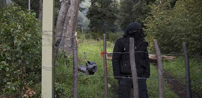 El Gobierno, en alerta por una nueva ocupación mapuche cerca de Bariloche