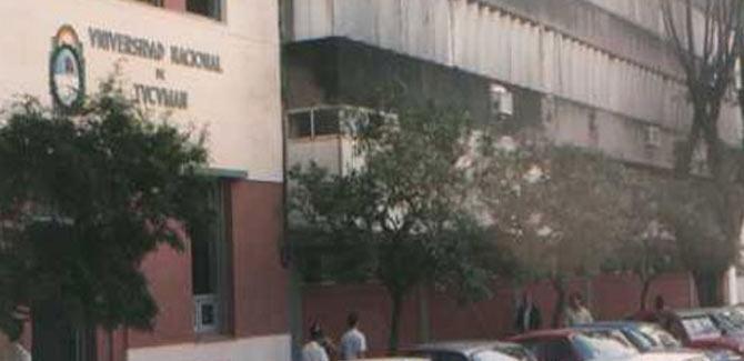 Complicidad de la Universidad Nacional de Tucumán con Andhes y Fogón Andino